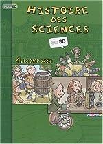 Histoire des sciences en BD, Tome 4 - Le XVIIe siècle de Hae-Yiong Jung