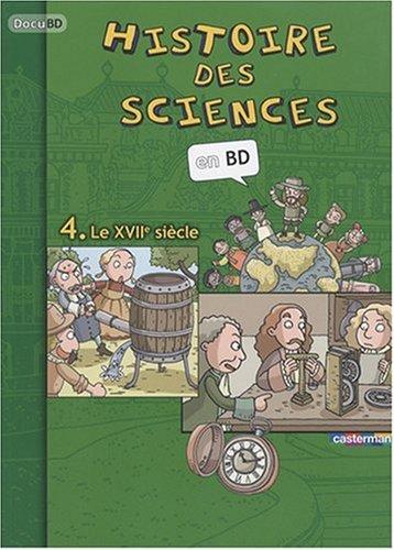 Histoire des sciences en BD, Tome 4