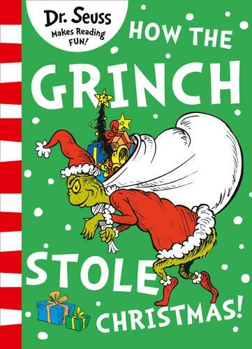 How the Grinch Stole Christmas! - Dog Activity Book