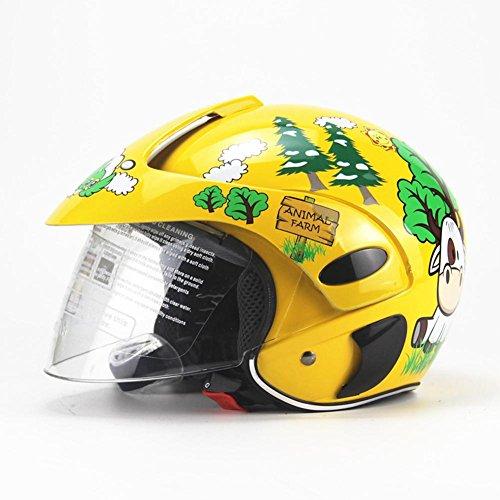 Funihut Casco Bicicleta Niño Equipo De Protección