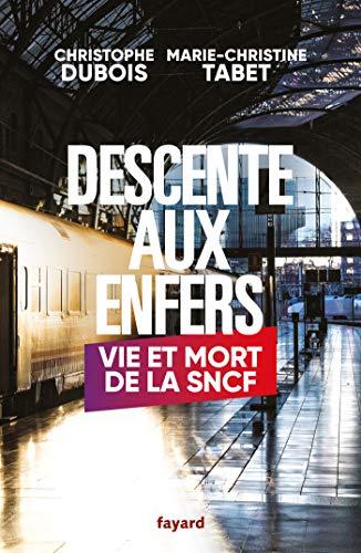 Descente aux enfers: Vie et mort de la SNCF par Marie-Christine Tabet, Christophe Dubois