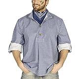 Polynucléaires Franzl typiquement bavarois chemise à carreaux pour l'Oktoberfest et WASN - 50/52