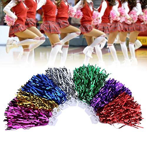 Zoom IMG-1 tbest cheerleader pom 6 12pcs