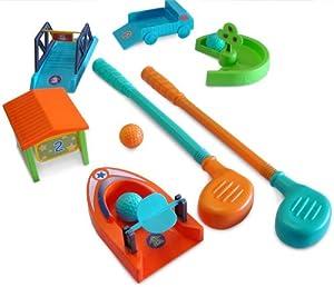 Mookie - Set de golf de juguete (Mookie Toys 8643)