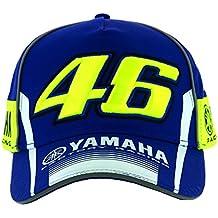 Valentino Rossi VR46 Moto GP M1 Yamaha Racing Team gorra Oficial 2017