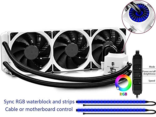 Gamer Storm Captain 360EX RGB (Blanc)