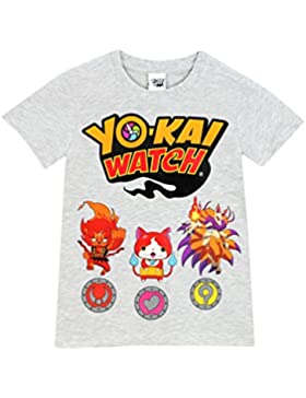 Yo-kai Watch Camiseta Para Niño