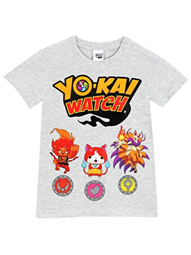 Yo-kai Watch - Camiseta para niño - Yokai Watch - 11 a 12 Años