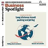 Business Spotlight Audio - Long distance travel. 4/2018: Business-Englisch lernen - Langstreckenreisen