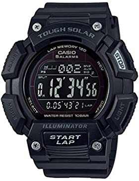 CASIO Unisex Erwachsene-Armbanduhr STL-S110H-1B2EF