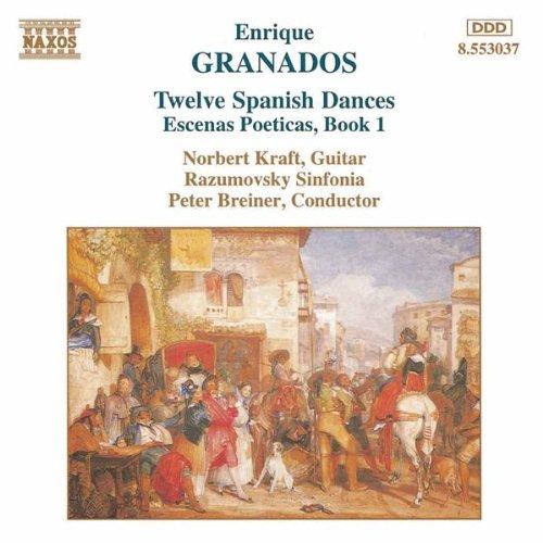 12 Danzas espanolas (Spanish D...