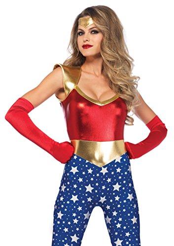 LEG AVENUE 85577 - Kostüm Set Sensationelle Superheld, M, mehrfarbig