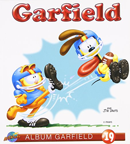 Garfield, Tome 19 :
