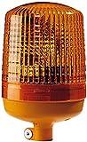 HELLA 2RL 008 060-101 Rundumkennleuchte KL 7000 R, Halogen, Rohrstutzen, Ø 135 mm, 12 V