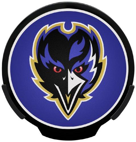 NFL LED Power Aufkleber, PWR0701, Baltimore Ravens, Einheitsgröße (Baltimore Ravens-aufkleber)