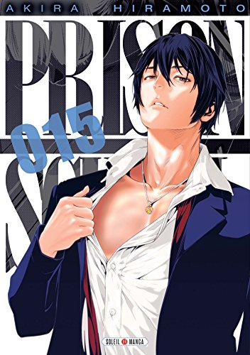 Prison School Edition simple Tome 15
