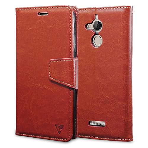 Ceego-Luxuria-Wallet-Flip-Cover-for-Coolpad-Note-5-Ultra-Compact-with-Credit-Card-Slots-Wallet-Classic-Business-Style-Cool-Pad-Note-5-Flip-Case