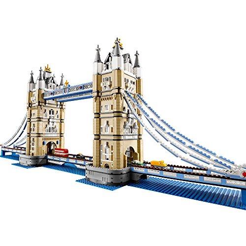 Maqueta del Puente de Londres con Gran Detalle