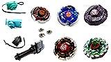 Die besten Rapidity Metal Fusion Beyblades - Kampfkreisel 5 Xxl Mega Set Metal Fusion 4D Bewertungen