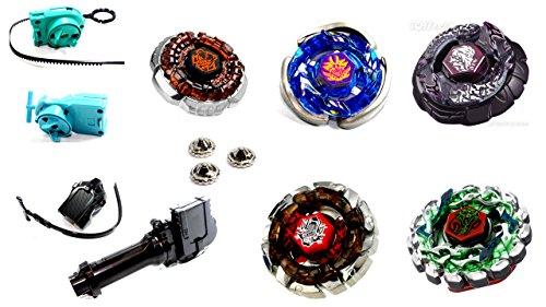 Kampfkreisel-5-Xxl-Mega-Set-Metal-Fusion-4D-KAMFKREISEL-SET-fr-beyblades-von-Rapidity-B-4