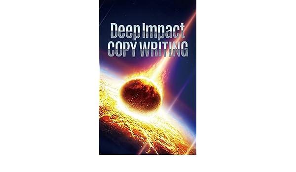 deepimpactcopywritingbible: nazeamerikanojireiyakakonoseikoureihatsujinainoka (Japanese Edition)