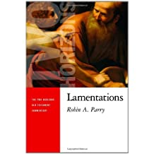 Lamentations (Two Horizons Old Testament Commentary) (English Edition)