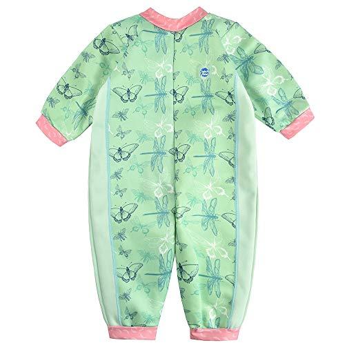 Splash About Baby Ganzkörper Schwimmanzug, Dragonfly, 6-12 Monate (Herstellergröße: - Dragonfly Kostüm Kleinkind