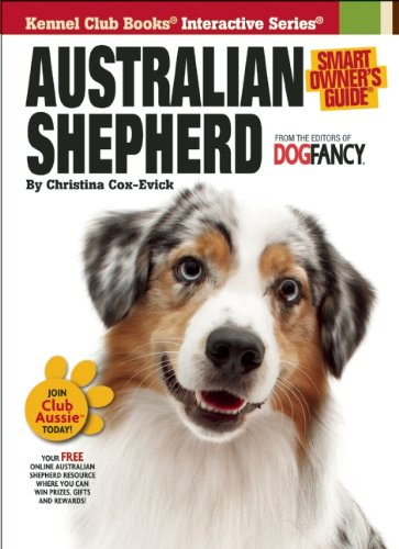 Australian Shepherd Dog (Smart Owner's Guide)