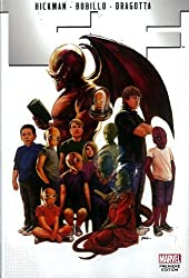 FF by Jonathan Hickman - Vol. 3 (Ff (Future Foundation)) by Jonathan Hickman (11-Jul-2012) Hardcover