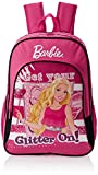#10: Barbie Pink Children's Backpack (Age group :6-8 yrs)