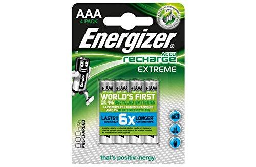 Galleria fotografica Energizer Energizer batteria Extreme AAA 800mAh 4PK