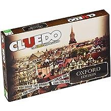 Oxford Cluedo Mystery Board Game