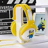 SmartPick Minion Smart Headphones (Yellow)