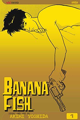 Banana Fish, Vol. 1 por Akimi Yoshida