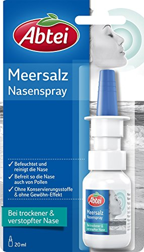 Abtei Meersalz Nasenspray 20 ml