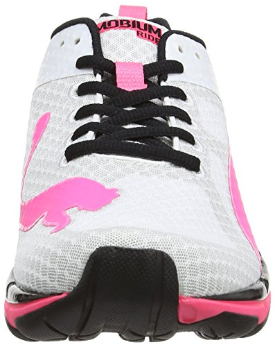 Puma - Mobium Ride W, Scarpe da corsa Donna Bianco (Bianco (Wht/F.Pink))