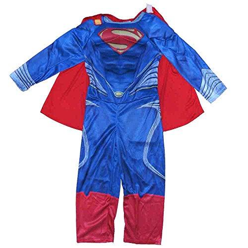 Superman Anzug 2tlg. 5-6 -