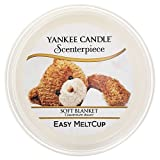 Yankee Candle Scenterpiece Melt Cups, Coperta Morbida