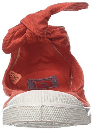 Bensimon Damen Tennis Flo Sneaker Orange (Corail)
