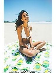 DESY 148 * tapis de camping d'été de 148cm / serviettes de plage / serviette de plage de voyage
