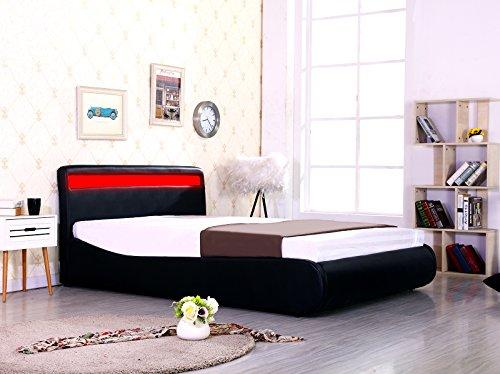espirit-led-designer-bed-gas-lift-storage-ottoman-faux-leather-double-4ft6-black