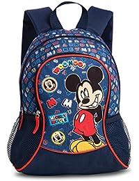 Preisvergleich für Disney Kinder Rucksack Mickey Mouse blau