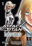 Attack on Titan - Lost Girls 1 - Ryosuke Fuji, Hiroshi Seko, Hajime Isayama