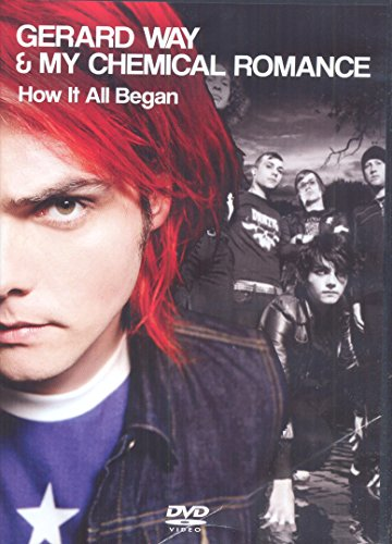 Gerard Way & My Chemical Romance - How It All Began