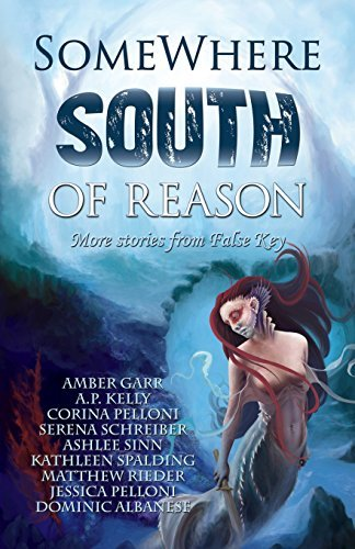 Somewhere South of Reason: Stories & Poems from False Key (Volume 3) by Serena Schreiber (2016-10-12)