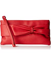 Caprese Women's Clutch (Red)