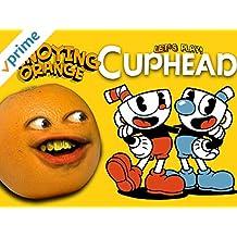 Clip: Annoying Orange Let's Play Cuphead