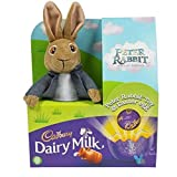 Limited Edition Cadbury's Peter Rabbit Plush & Easter Egg