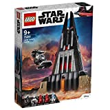 LEGO 75251 Star Wars Darth Vader\'s Castle Playset, TIE Fighter Toy and 5 Minifigures (Exclusive to Amazon & LEGO)