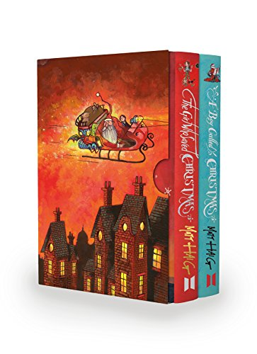 A Boy Called Christmas and The Girl Who Saved Christmas (Boxed Set)